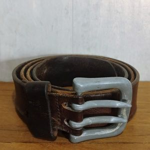 Rare STRUCTURE Men's Distressed Belt Sz 38